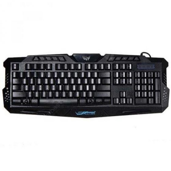 italiaunix-3-color backlit gaming keyboard  Gearbest