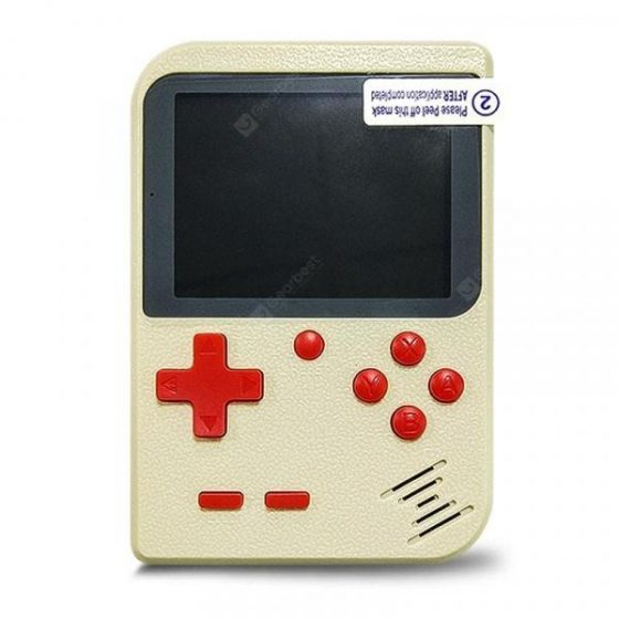 italiaunix-8Bit Video Game Console Mini Pocket Handheld Game Player Built-in 168 Classic Games Best Gift  Gearbest