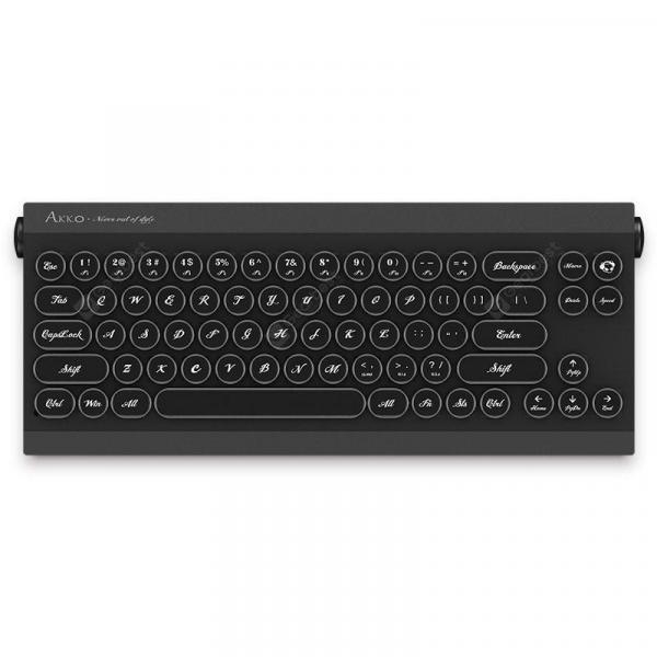 italiaunix-AKKO Old School 68 Retro Mechanical Keyboard Cherry Switch  Gearbest
