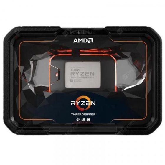italiaunix-AMD Ryzen Threadripper 2950X CPU 16 Core 32 Threads Main Frequency 3.5GHz 12nm Process Socket TR4 Interface  Gearbest