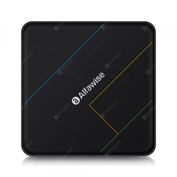 italiaunix-Alfawise A9X S905X2 4 + 32G Smart Home Theater TV Box  Gearbest