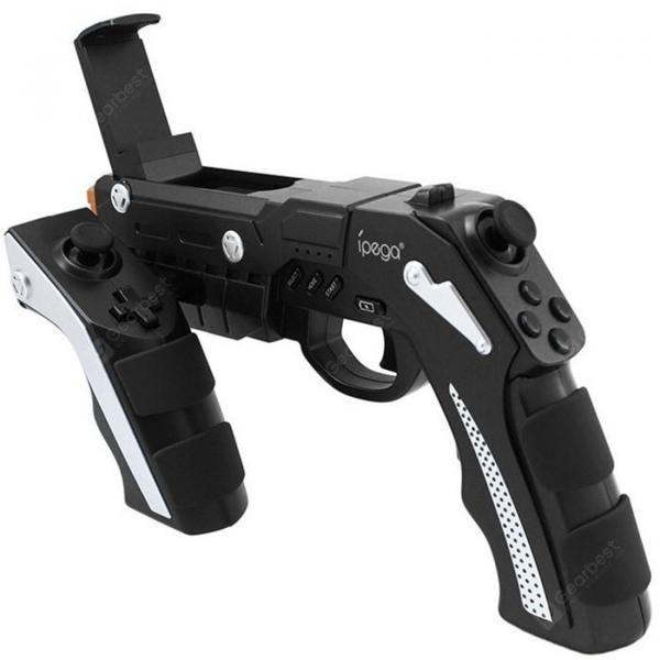 italiaunix-Bluetooth Game Gun Wireless Mobile Game Gun Pg-9057 VR Game Handle Gun  Gearbest