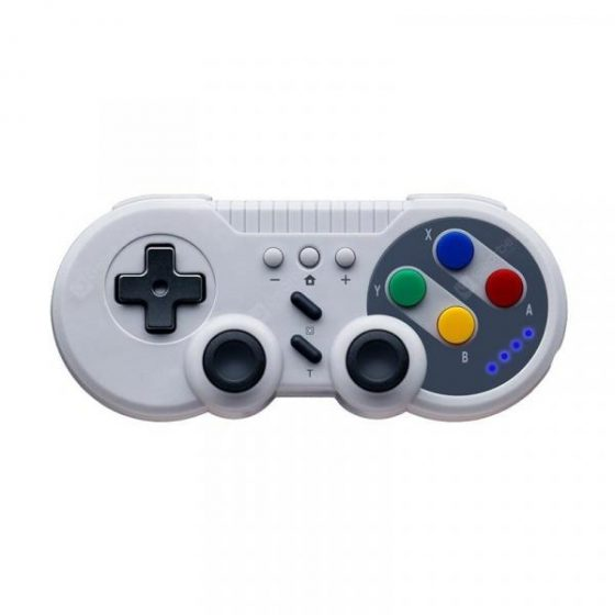 italiaunix-For Switch Pro Bluetooth Wireless Controller for NS Remote Gamepad Switch Console Joystick  Gearbest