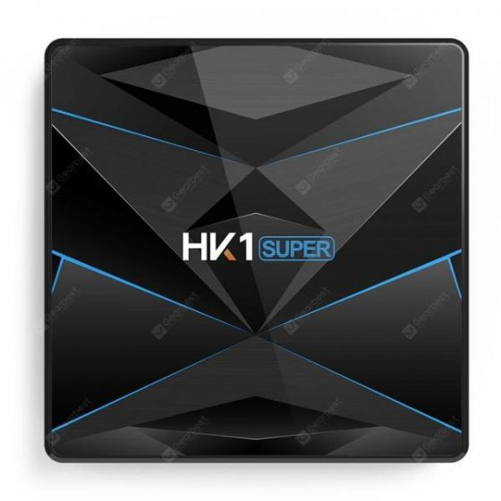 italiaunix-HK1 Super TV Box Android 9.0  Gearbest