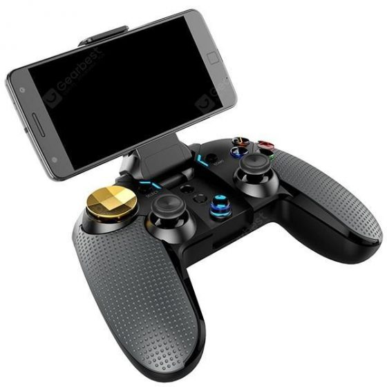 italiaunix-IPEGA PG - 9118 Bluetooth Gamepad for Android / iOS / Win7 / 7 / 10 System  Gearbest