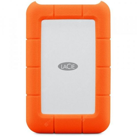 italiaunix-LACIE Type-C + USB 3.0 Mobile Hard Disk from Xiaomi youpin  Gearbest