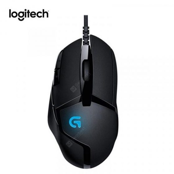 italiaunix-Logitech G402 Hyperion Fury Mouse Optical 4000DPI High Speed Gaming Mouse with DDR3 SDRAM for PC  Gearbest