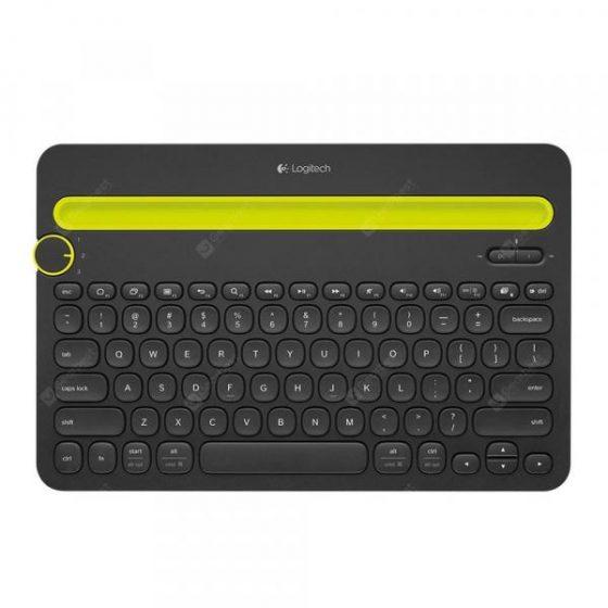 italiaunix-Logitech K480 Bluetooth Wireless Keyboard  Gearbest
