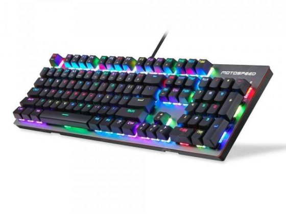 italiaunix-Motospeed CK89 NKRO Wired Gaming Mechanical Keyboard  Gearbest