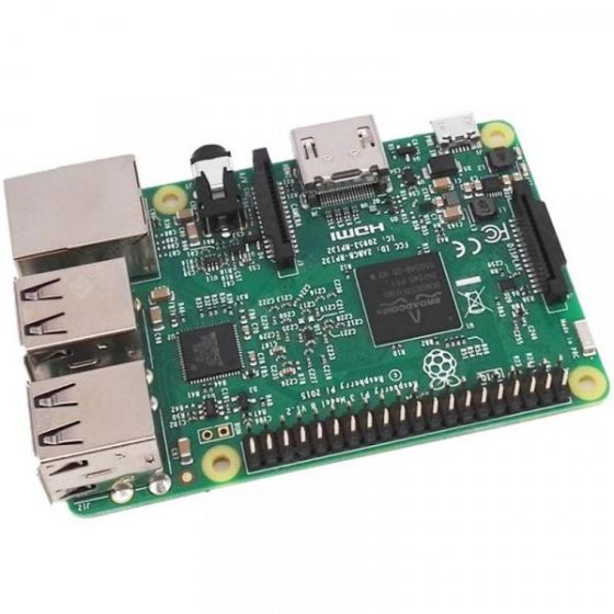 italiaunix-RaspberryPi 3rd Generation B Model 3 B Onboard Wifi and Bluetooth E14 Graphics Card  Gearbest