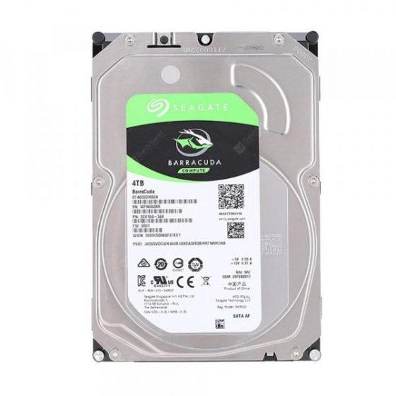 italiaunix-Seagate ST4000DM004 4TB Hard Disk Drive  Gearbest
