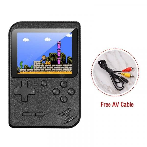 italiaunix-Video Game Console 8 Bit Retro Mini Pocket Handheld Game Player Built-in 400 Classic Games Best Gift  Gearbest