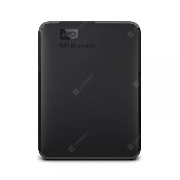 italiaunix-WD HDD  USB 3.0 2.5 inch Portable External Hard Drive Hard Disk  Gearbest