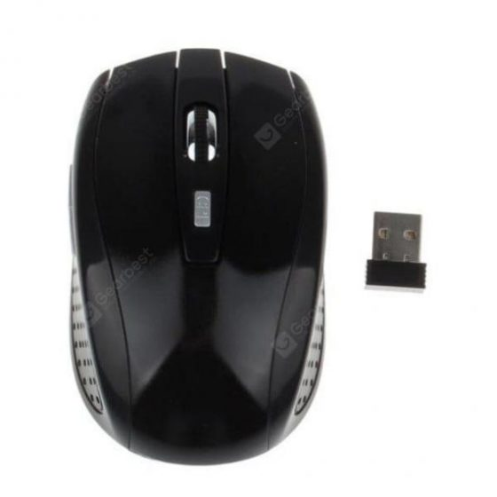 italiaunix-Wireless Mouse with 2.4G for Computer PC Laptop Gamer  Gearbest
