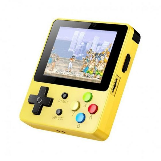 italiaunix-Xiaolongwang simulator handheld game console   more than 30 simulators   12000 games  Gearbest