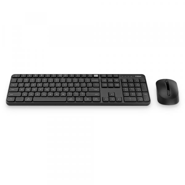italiaunix-Xiaomi MIIIW Windows / Mac Dual System Keyboard Mouse Set  Gearbest
