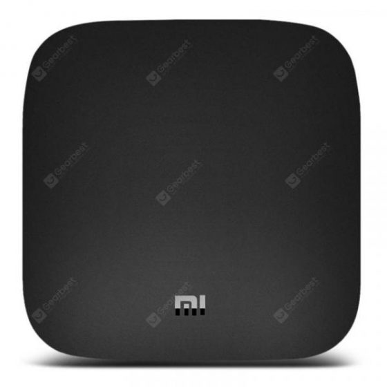 italiaunix-Xiaomi Mi TV Box 2GB RAM+ 8GB ROM Official International Version  Gearbest