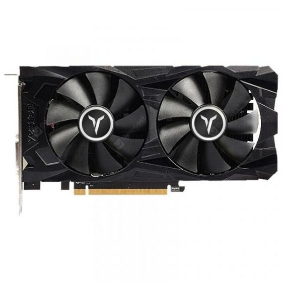 italiaunix-Yeston RX560D 4G D5 Earth God Game Graphics Card  Gearbest