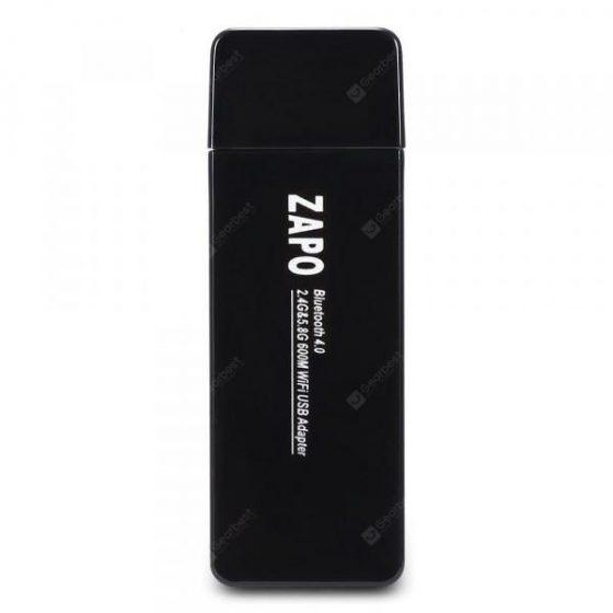 italiaunix-ZAPO W67B USB WiFi Adapter  Gearbest