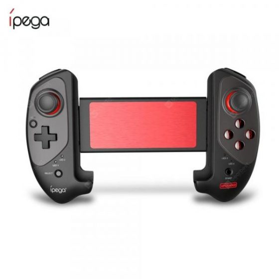 italiaunix-iPEGA PG - 9083S Red Bat Bluetooth Gamepad for iOS / Android / PC / WIN  Gearbest