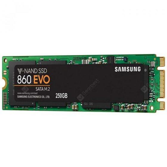 italiaunix-samsung MZ - N6E250BW 250GB SSD Solid State Drive  Gearbest