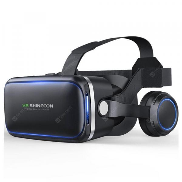 italiaunix-3D VR Headset Virtual Reality Glasses  Gearbest