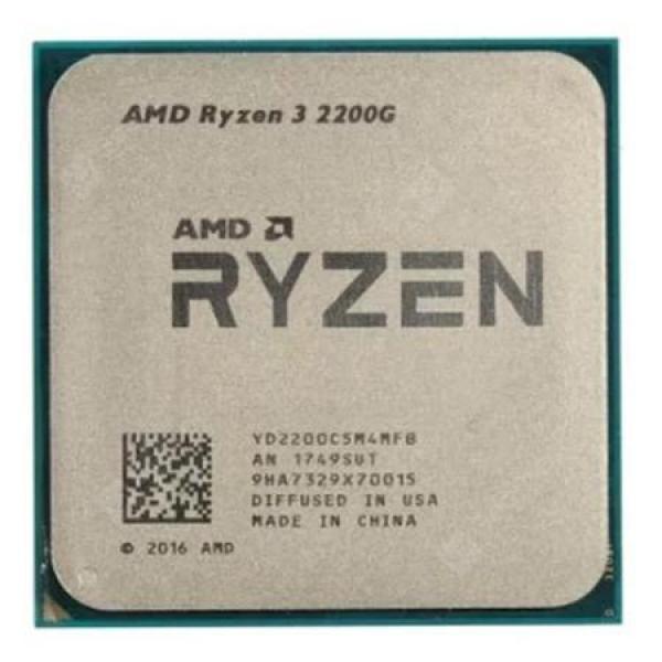 italiaunix-AMD RYZEN3 2200G Processor 4 Core 4 Thread CPU  Gearbest