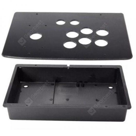 italiaunix-DIY Handle Arcade Joystick Game Controller Acrylic Panel  Gearbest