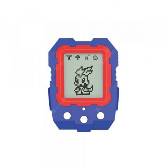 italiaunix-Digital Electronic Pet Game Console Mini Anniversary Edition CtystalFighter  Gearbest