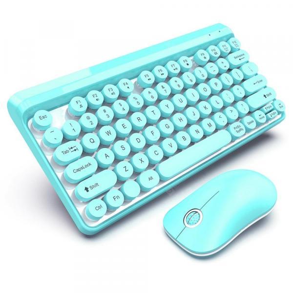 italiaunix-Gocomma Wireless Keyboard Mouse Combo  Gearbest