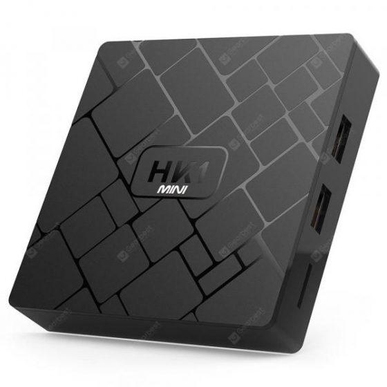 italiaunix-HK1 Mini TV Box 2GB RAM + 16GB ROM  Gearbest