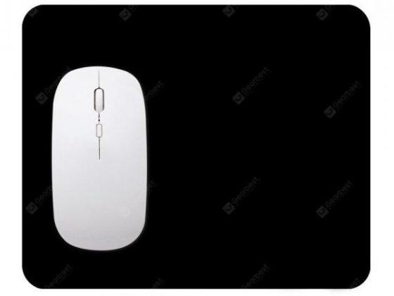 italiaunix-Home Office Desk Silicone Bright Color Washable Creative Fashion Non-Slip Computer Mouse Pad  Gearbest