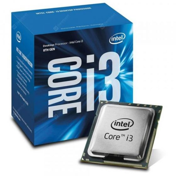 italiaunix-Intel i3 - 8100 Quad Core Quad Thread CPU Processor  Gearbest
