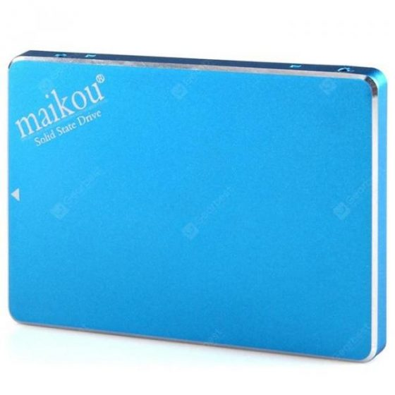 italiaunix-Maikou SSD 2.5 inch SATA3 6.0Gb / S 360GB Solid State Drive Loptop Desktop Computer Universal  Gearbest