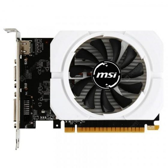 italiaunix-MSI GeForce GT 710 Graphics Card  Gearbest