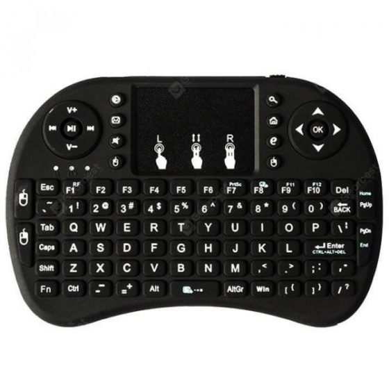 italiaunix-Mini Air Mouse Multi-Function Keyboard  Gearbest