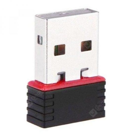 italiaunix-Mini Wireless Network Card WiFi Adapter  Gearbest