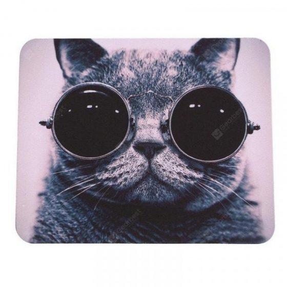 italiaunix-Mouse Pad Hot Cat Picture Anti-Slip Laptop PC Mice  Gearbest