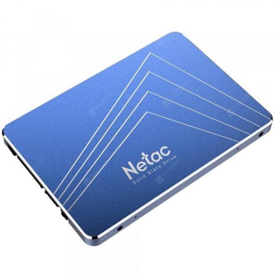 italiaunix-Netac N600S SATA3 SSD Solid State Disk  Gearbest
