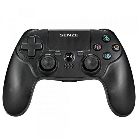 italiaunix-SENZE SZ - 4003B Wireless Bluetooth Gamepad  Gearbest