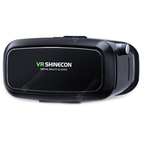 italiaunix-VR SHINECON G01 VR Glasses 3D Virtual Support Head Control Panoramic Mode for 4.7 - 6.0 inch Universal Smartphone  Gearbest