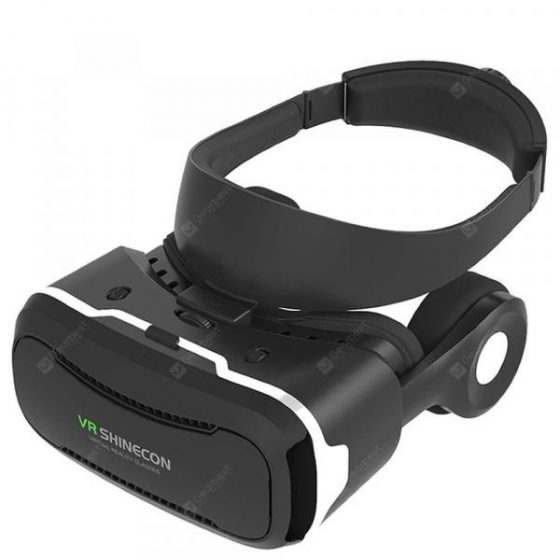 italiaunix-VR Virtual Reality 3D Glasses Video Game Movie for iPhone X  Gearbest