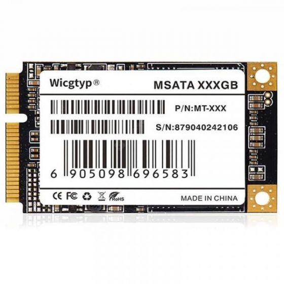 italiaunix-Wicgtyp MT - 256 mSATA M.2 SSD PCIe Solid State Disk  Gearbest