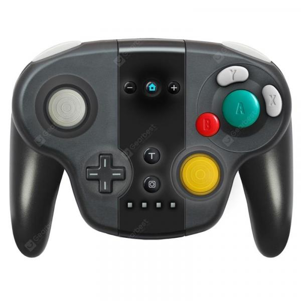 italiaunix-With FNC Function Wireless Pro Gamepad for Switch NS Controller Gamepad Joystick Console Joypad  Gearbest