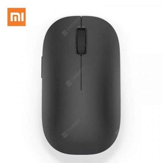 italiaunix-Xiaomi Mi Wireless Mouse 2.4Ghz 1200dpi Portable Mini Gaming Mouse for Macbook Windows 8 Win10  Gearbest