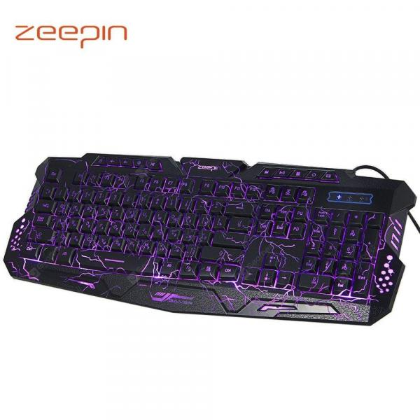 italiaunix-ZEEPIN M - 200 Wired Gaming Keyboard  Gearbest