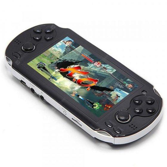 italiaunix-ragebee X7 High Definition Handheld Game Machine  Gearbest