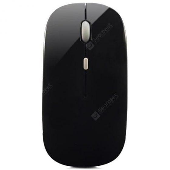 italiaunix-2.4GHz Wireless Silent Mode Mouse  Gearbest