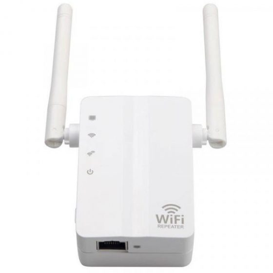 italiaunix-220V 300Mbps WiFi Signal Enhanced Repeater  Gearbest
