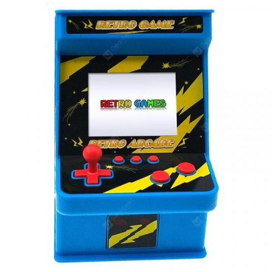 italiaunix-Built-in 256 Game Mini Double Amusement Game Machine  Gearbest